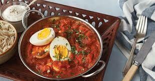 Egg Phall Curry