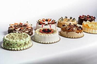 2 lb Cake