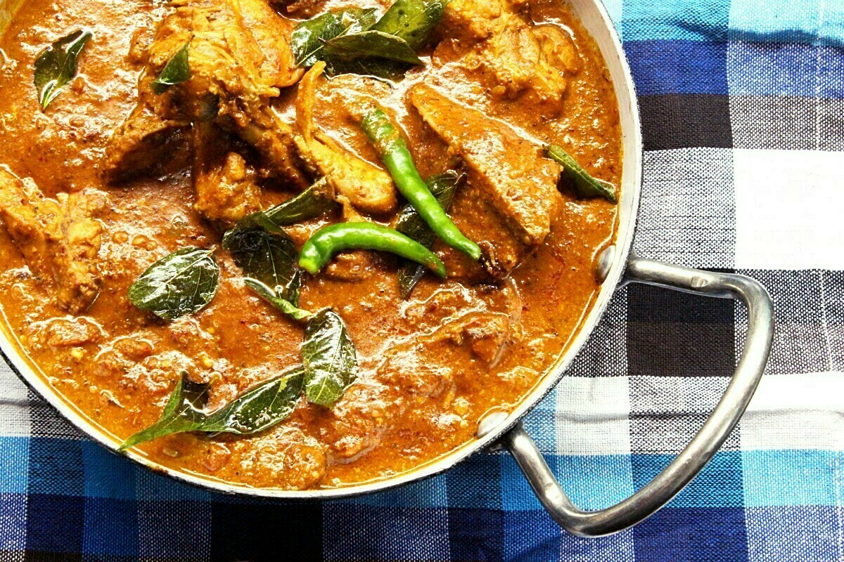 Chef Special Chicken Curry Tray