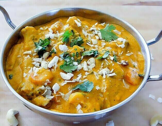 Mixed Veg Shahi Korma Tray
