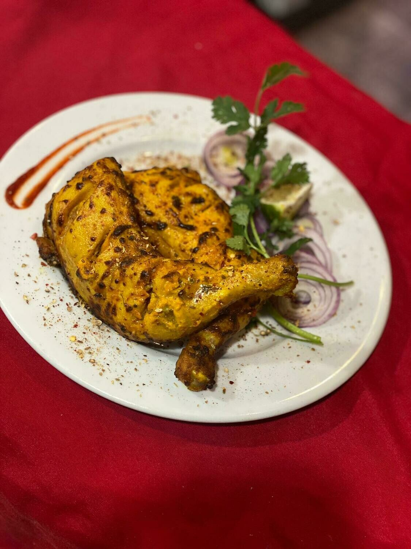 Tandoori Chicken Leg (2pcs)