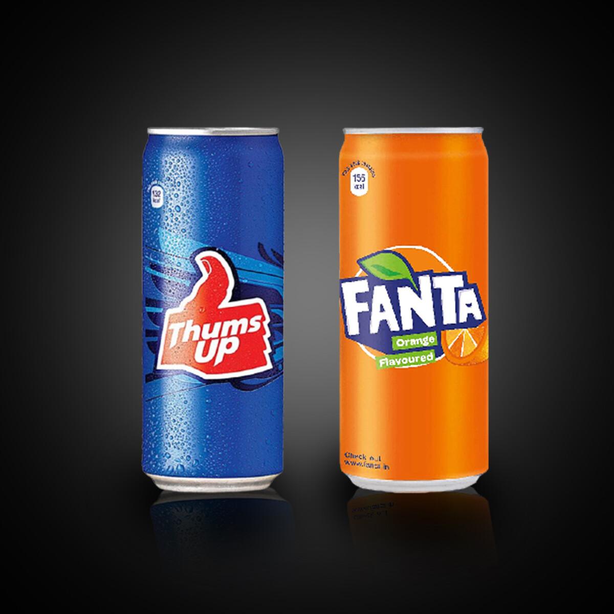 Favourites (Thumbs Up, Fanta)