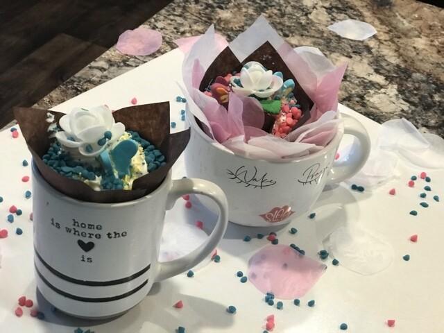 Cupcake Gift Mugs