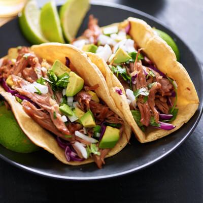 SAMPLE. Al Pastor Taco