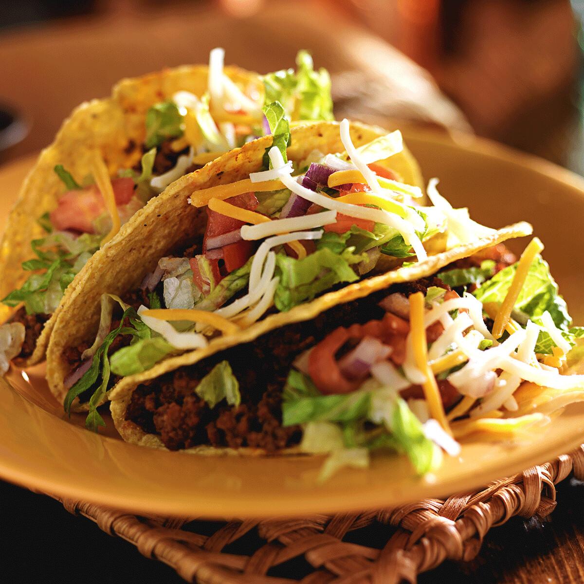 SAMPLE. Veggie Taco
