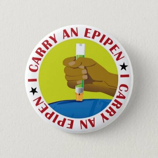 Epipen Badge