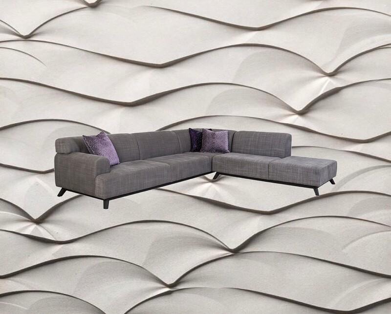 Tribecca L-shape sofa (left hand facing)