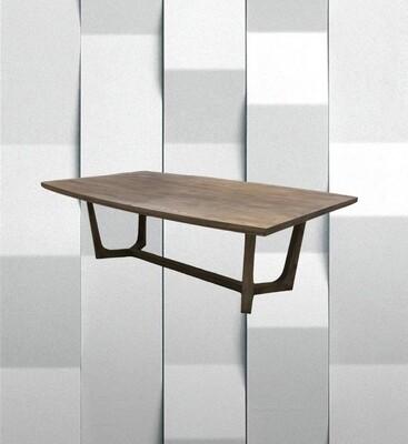 Langham - wooden top