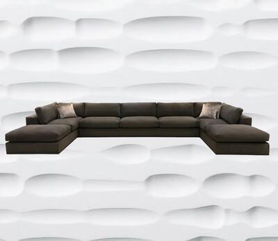 Moda U- shape sofa