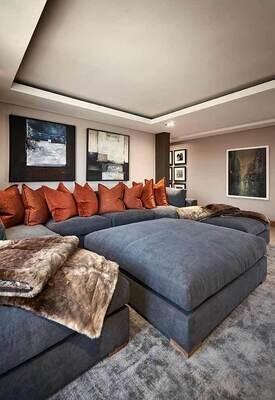 Moda cinema sofa