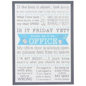 Office Humour Sign