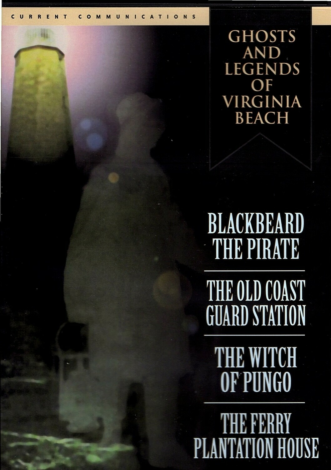 DVD Ghosts and Legends of Virginia Beach