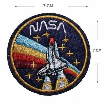 TN Scientific | Official TN Scientific Branded Patch