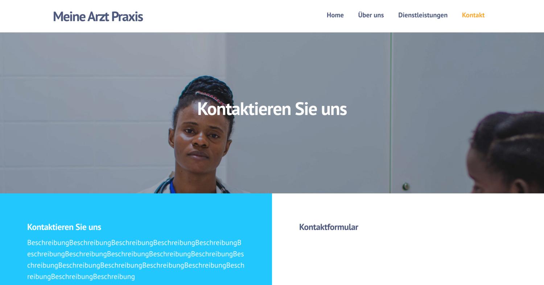 Praxis Website