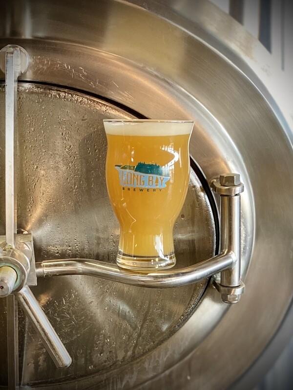 Long Bay beer glass Revival