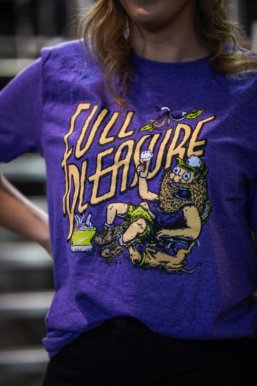 Full Pleasure T- Shirt