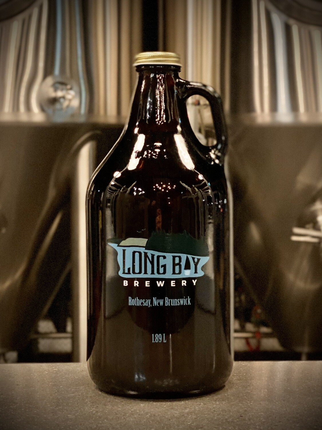 King Berry Growler Discount
