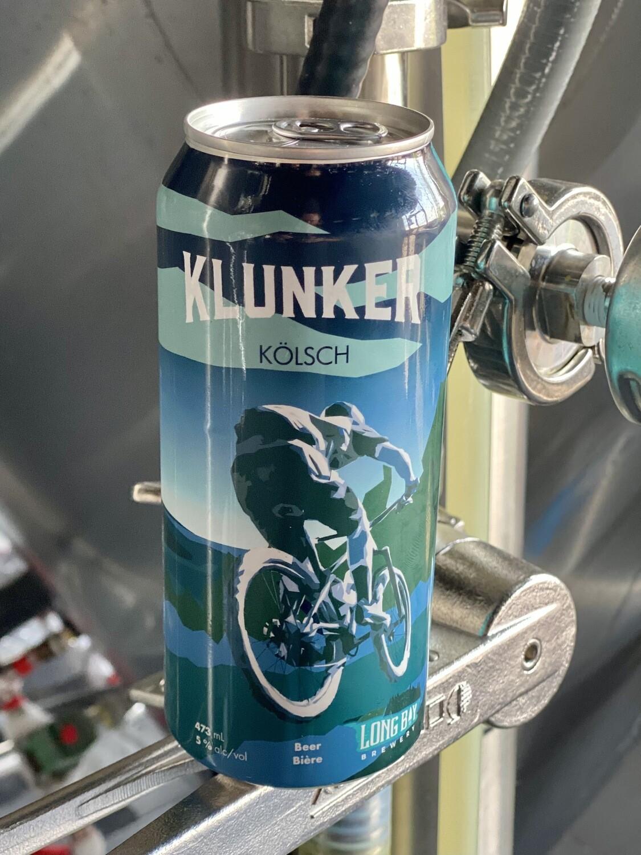 Can - Klunker Kolsch