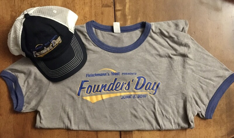 Founders' Day T-Shirt & Hat Combo