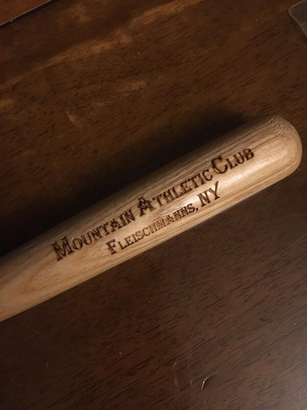 M.A.C. Ash Wood Mini-Bat