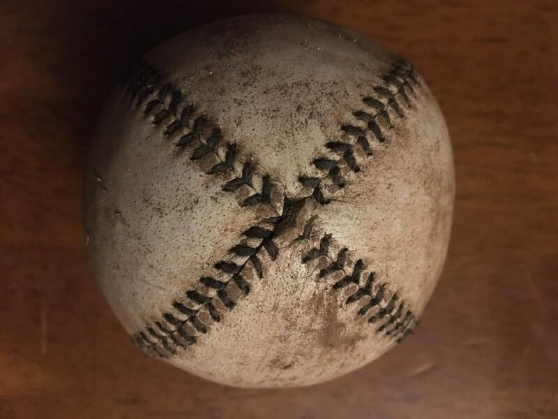 1860 Replica Game Ball (Used)