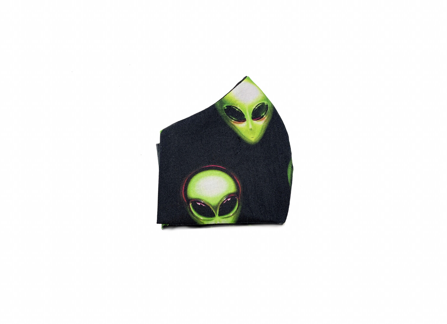 Aliens - Cotton Face Mask with Filter Pocket