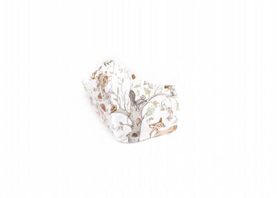 Forest Animals - Cotton Face Mask with Filter Pocket