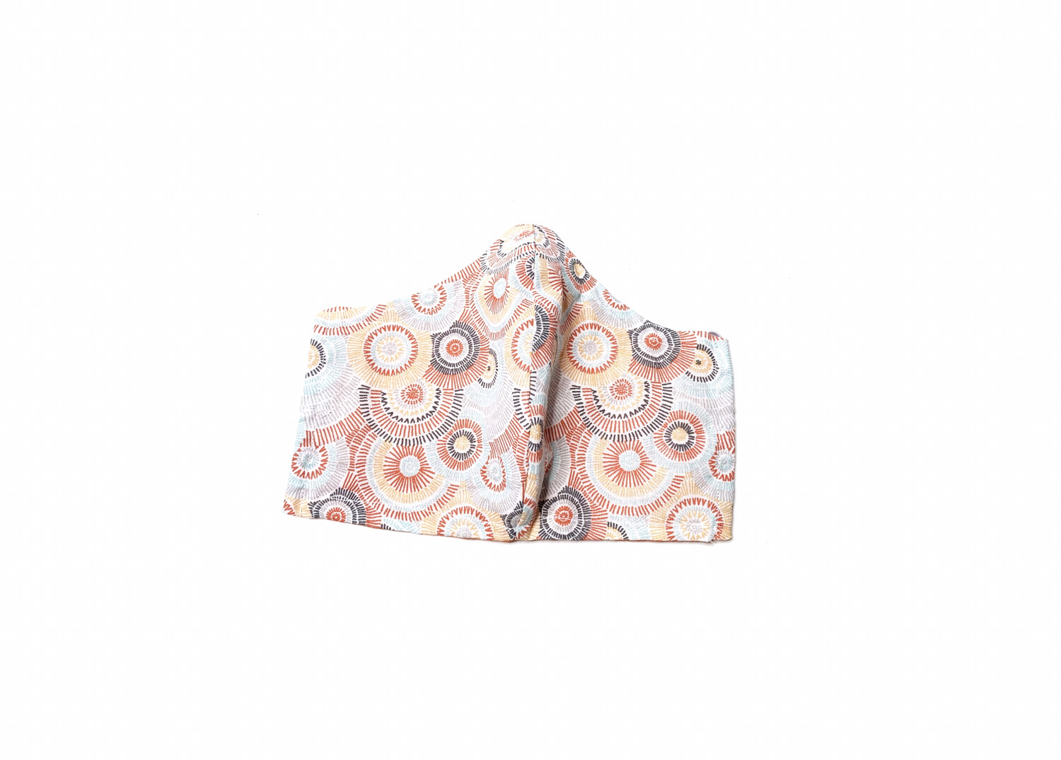 Pinwheels - Cotton Face Mask with Filter Pocket