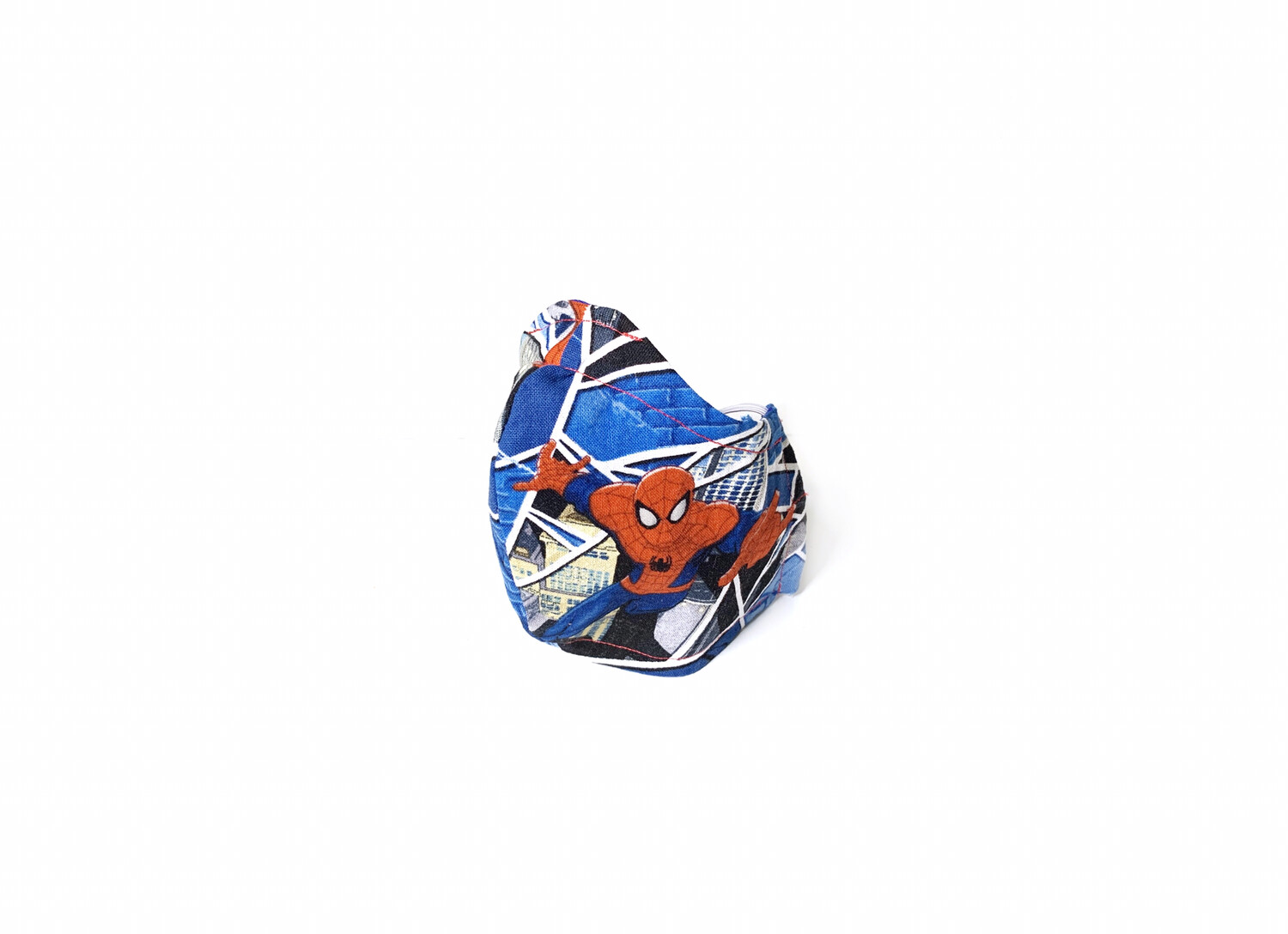 Spider-Man - Cotton Face Mask with Filter Pocket