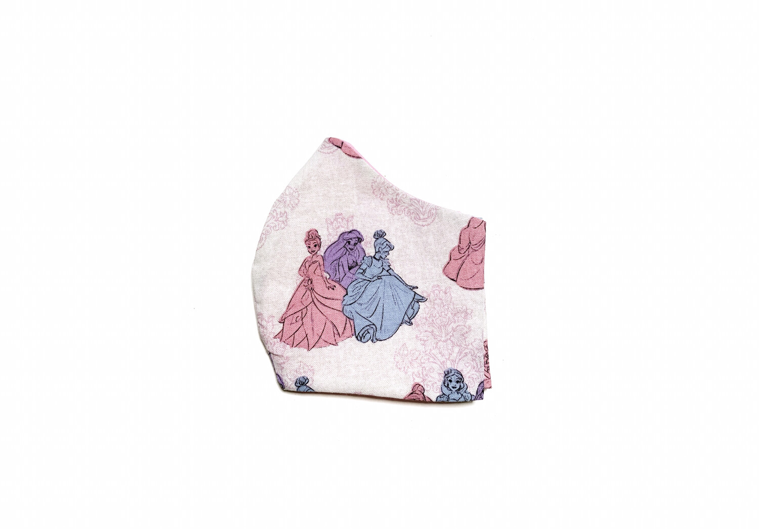 Princesses - Cotton Face Mask with Filter Pocket
