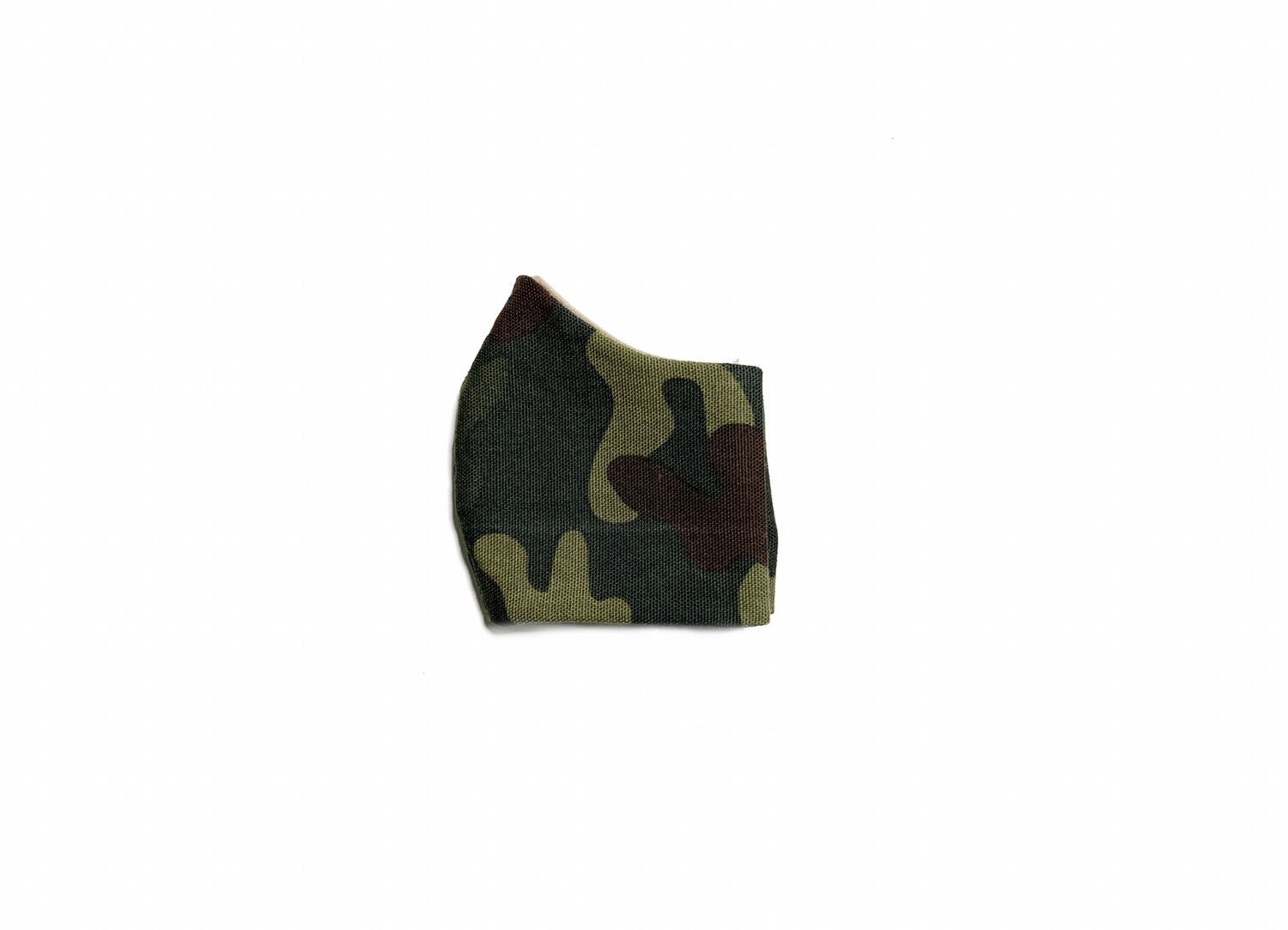 Camo - Cotton Face Mask with Filter Pocket