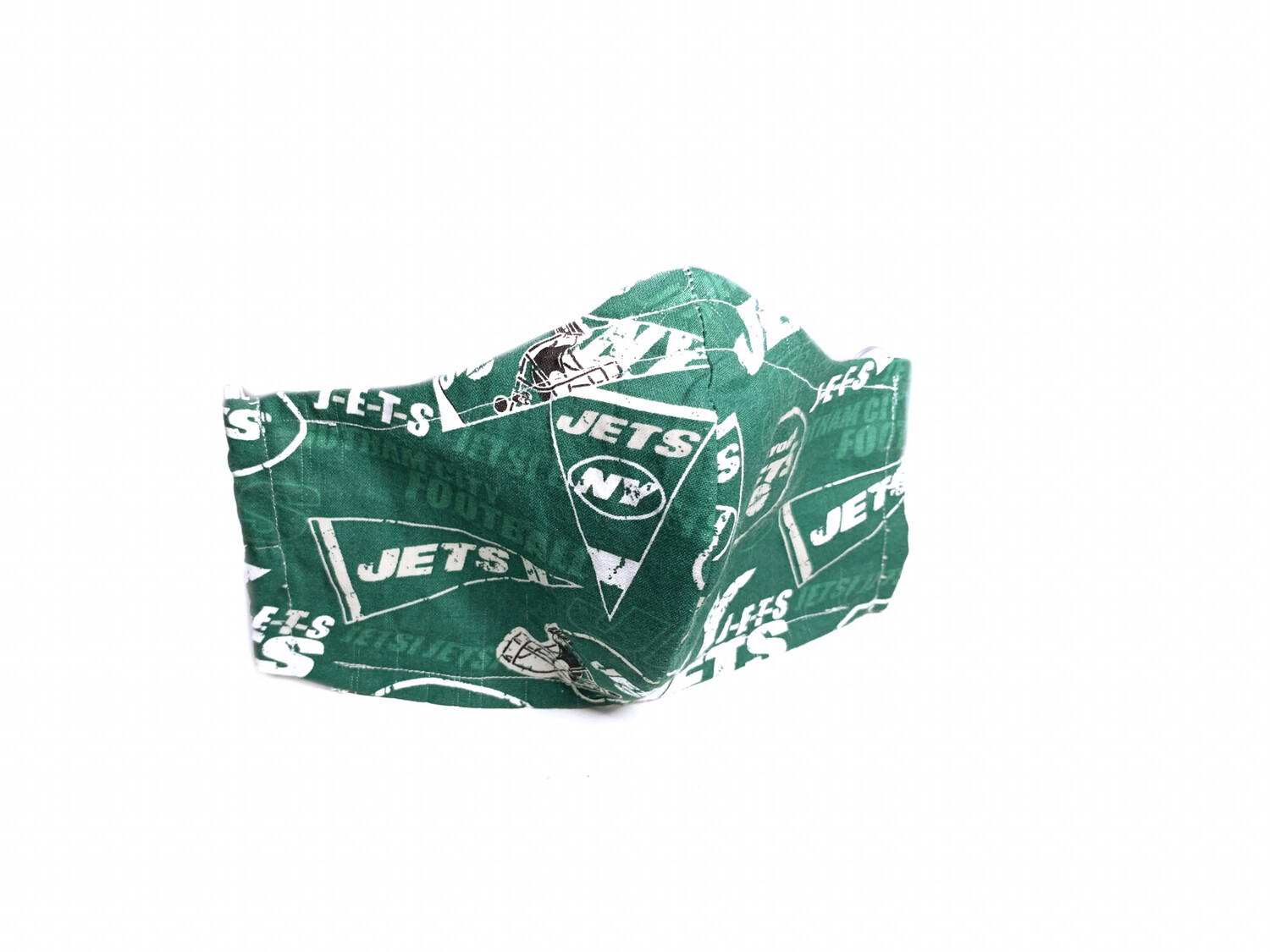 Jets - Cotton Face Mask with Filter Pocket
