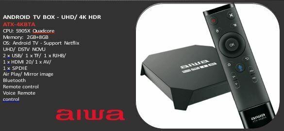 AIWA Android Box