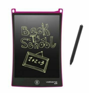 Volkano Kids Doodle Series 8.5` Writing and Drawing Board