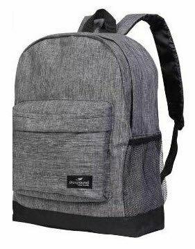 Playground Studytime Backpack Char Mel