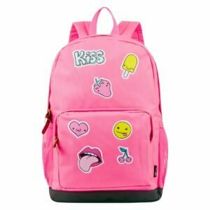 Quest Icon Backpack Pink