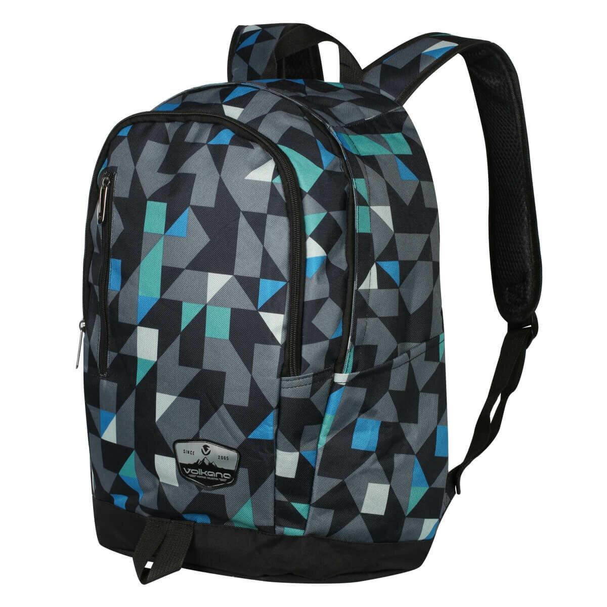 Volkano Geometric Series Backpacks