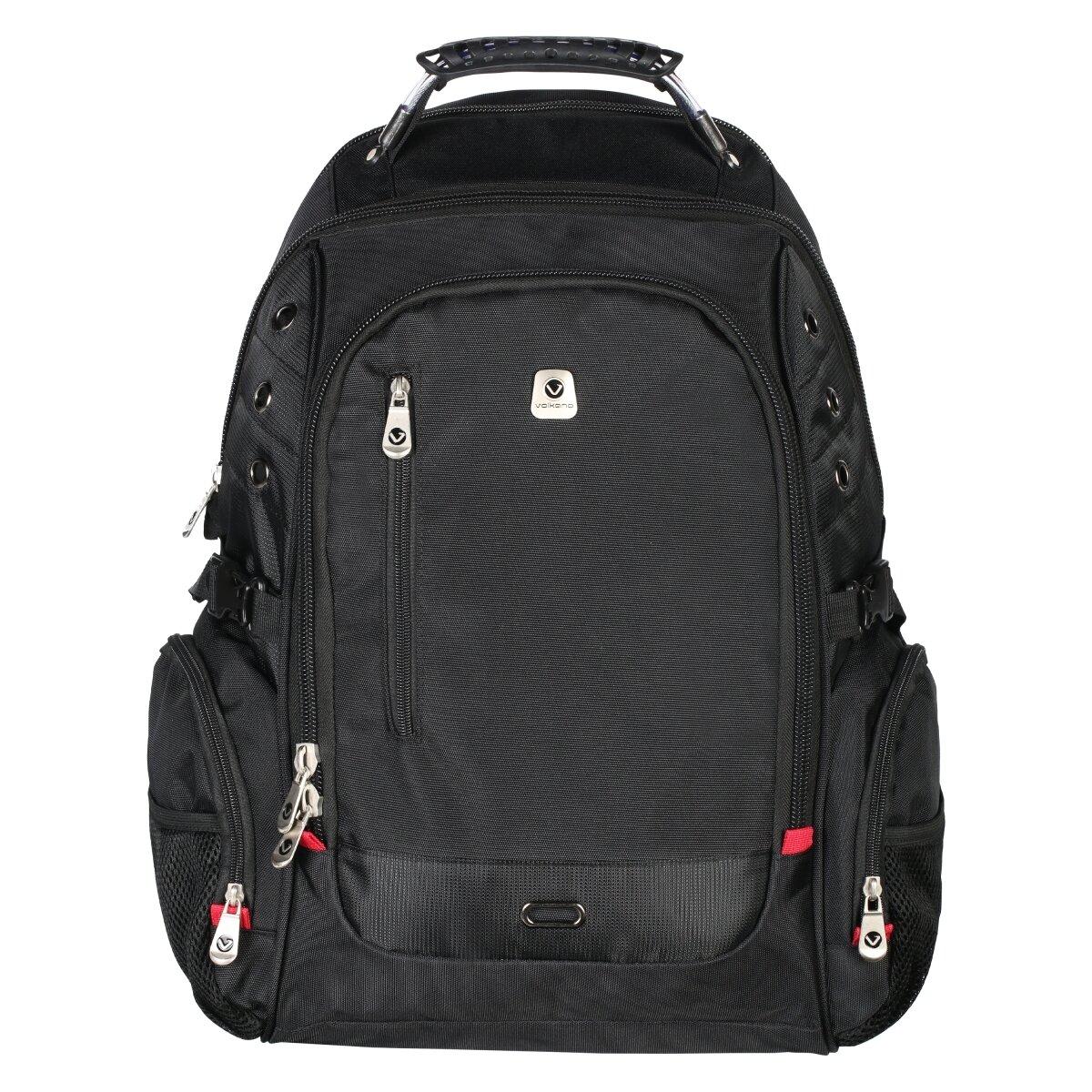"Volkano Backpack 16"" Tough series"