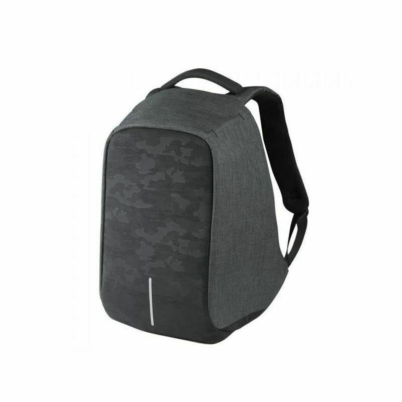 Volkano Anti-theft Smart Backpack - Camo