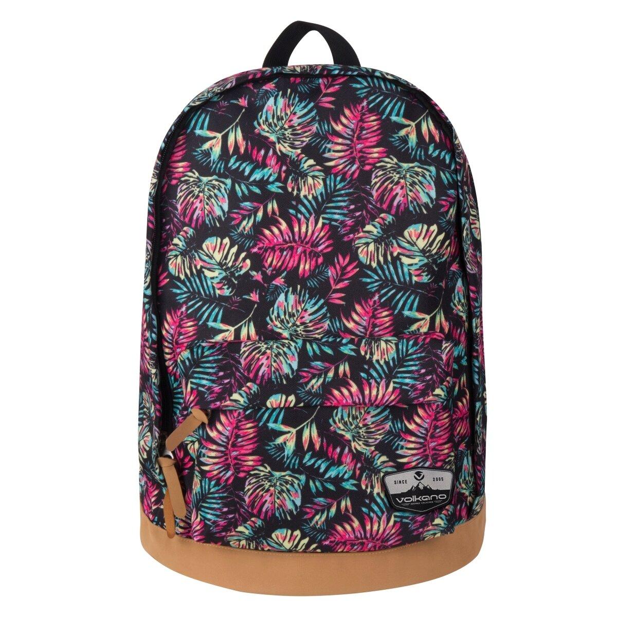 Volkano Suede Series Backpack Multi Jungle