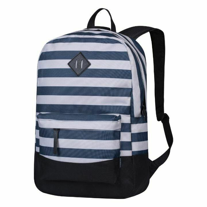 Supanova  Daily Grind Nautical Backpack Navy