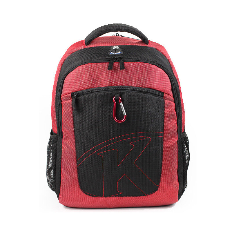"""Kingsons 15.4"""" laptop backpack with key chain (barcode: 6941580900691)"""