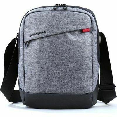 Kingsons 10.1� Trendy �Series Tablet bag GREY