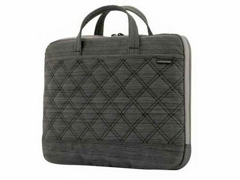 "Kingsons 15.6"" ladies bag Trace Series BLK"