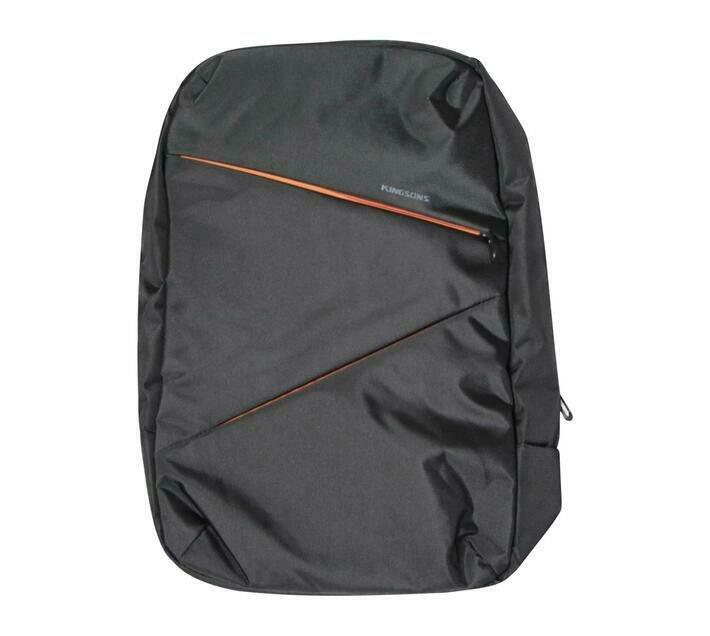 """Kingsons backpack 15.6"""" Arrow series BLACK"""
