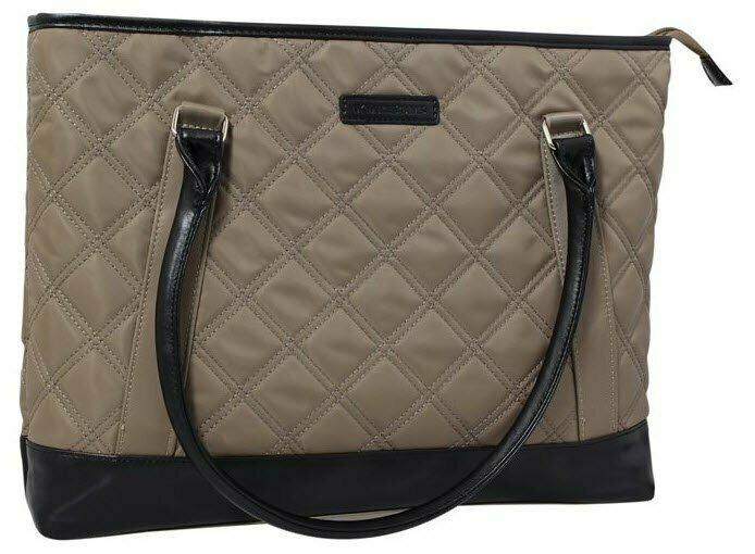 """Kingsons 15.6"""" Vogue series Ladies bag COFFEE"""