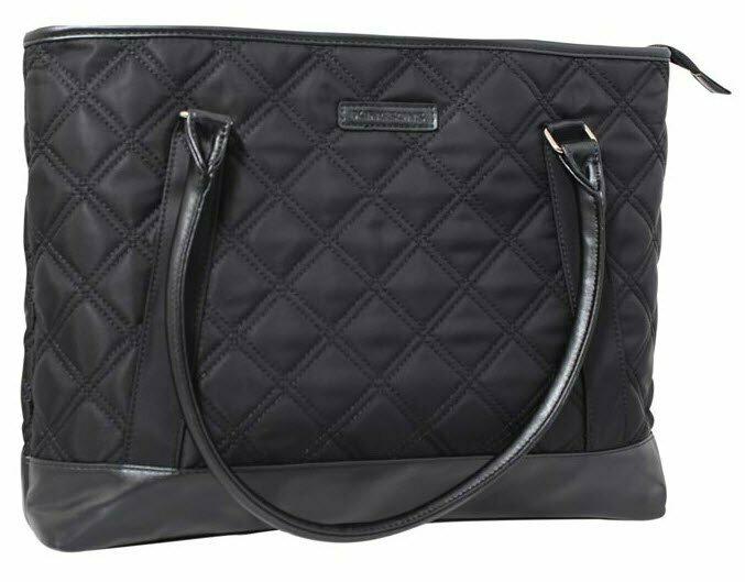 """Kingsons 15.6"""" Vogue series Ladies bag BLACK"""