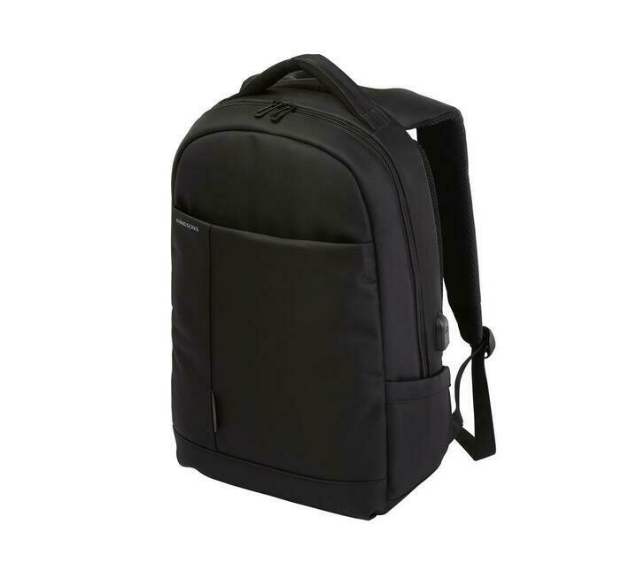 "Kingsons 15.6"" Backpack Charged series Black"