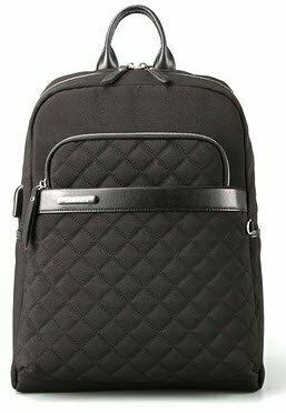 Kingsons Ivana Ladies Smart Laptop Backpack (K9276W) - Black