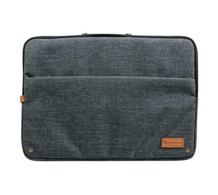 """Volkano Premier series 13.3"""" Laptop sleeve Black"""